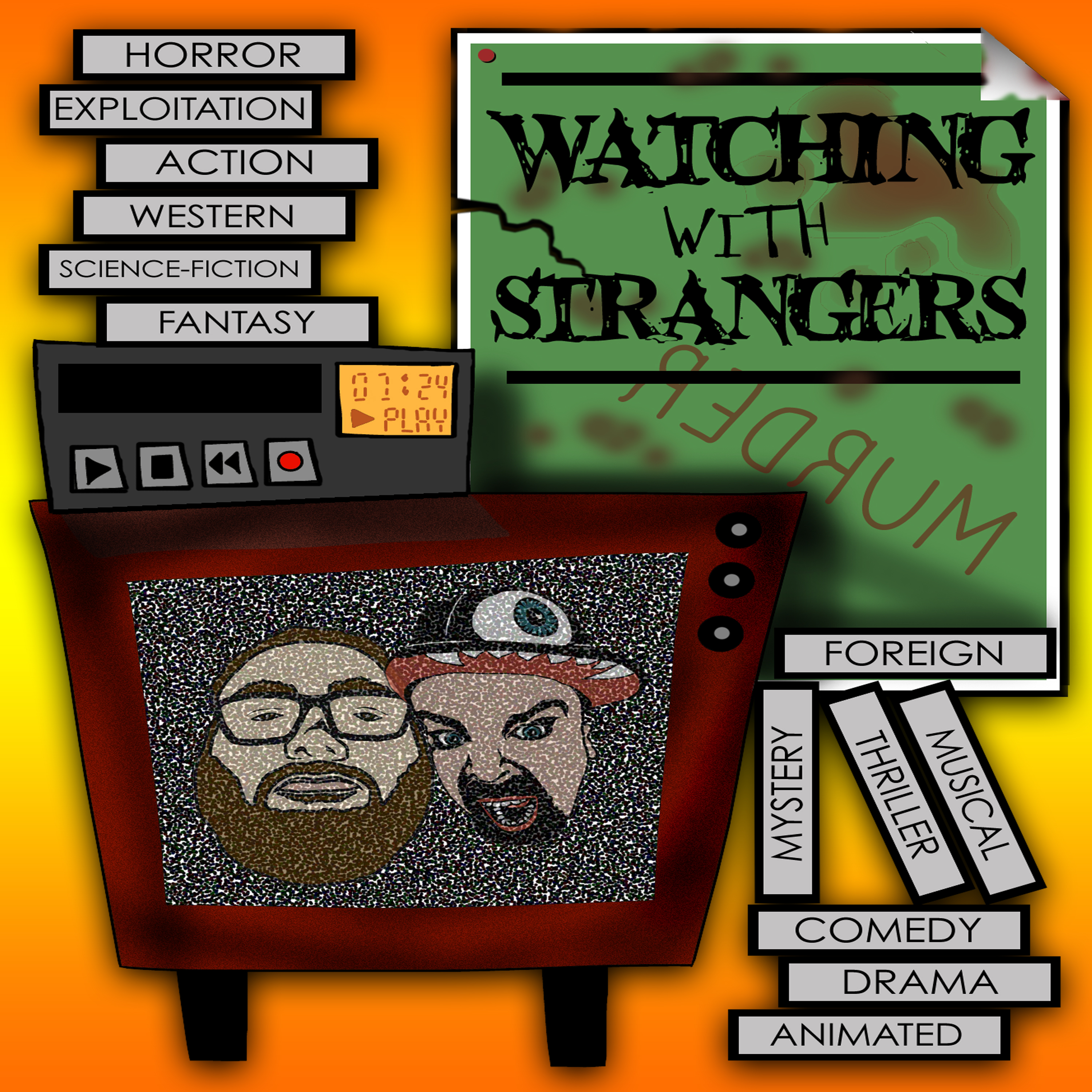 Watching With Strangers