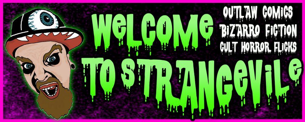 KevinTheStrange.com